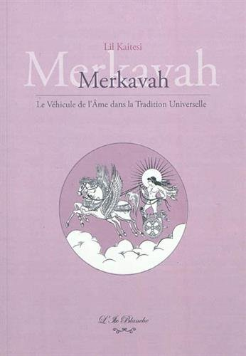 9782918387008: Merkavah (French Edition)