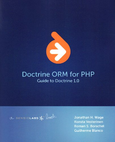 9782918390039: Doctrine ORM for PHP