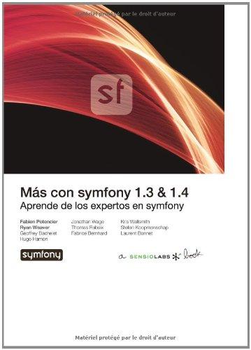 9782918390190: Más con symfony (Spanish Edition)