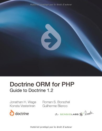 9782918390268: Doctrine ORM for PHP (1.2)