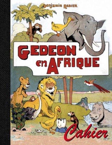 9782918412328: Gédéon en Afrique