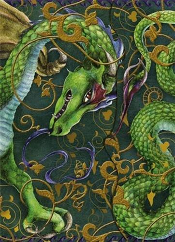 9782918412571: Carnet dragon