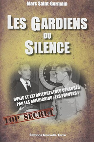 Les gardiens du silence Preuves de l'implication du gouvernement: Saint Germain Marc