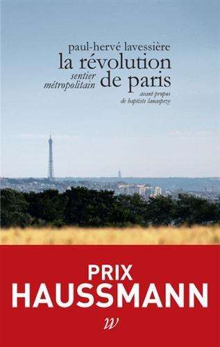 9782918490593: La r�volution de Paris, nouvelle �dition