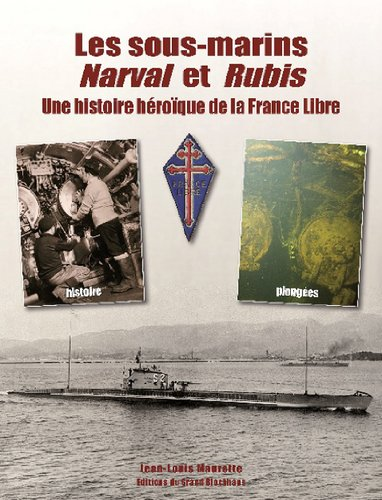 9782918505044: Sous marins fnfl - narval et rubis