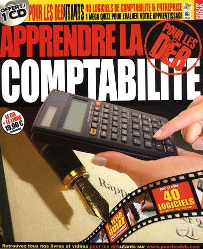 9782918572114: Apprendre la comptabilité (1Cédérom)