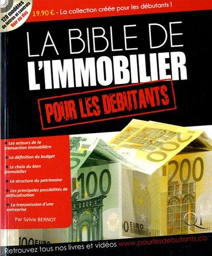 9782918572404: La Bible de l'immobilier