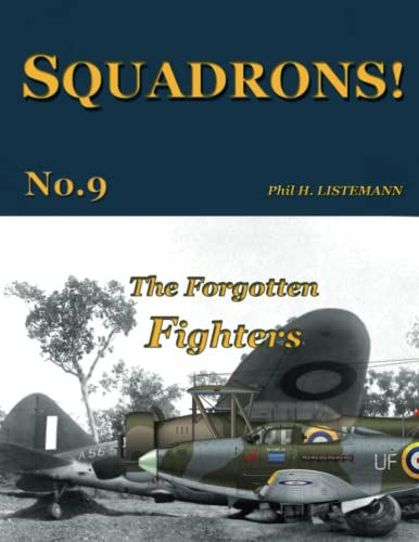 9782918590576: The Forgotten Fighters (SQUADRONS!) (Volume 9)