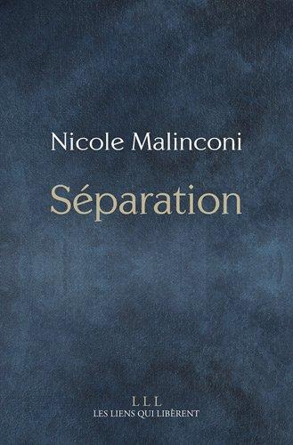 SÉPARATION: MALINCONI NICOLE