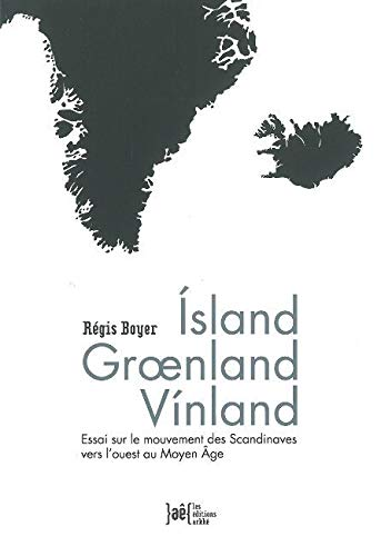 9782918682080: Island Groenland Vinland