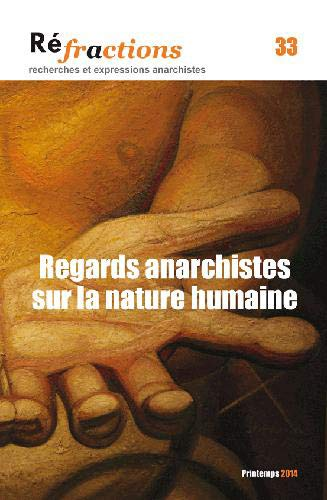 REFRACTIONS NO 33 DE LA NATURE HUMAINE: COLLECTIF