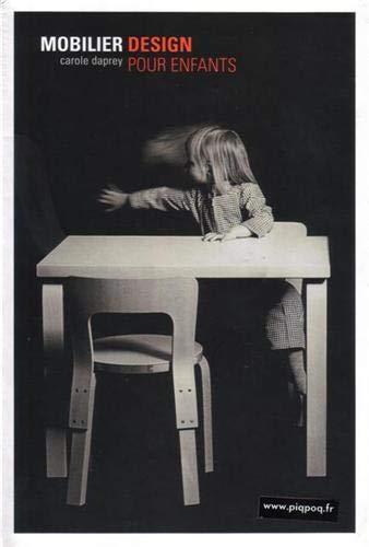 9782918730002: mobilier design pour enfants