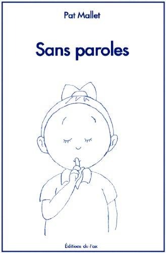 9782918749110: SANS PAROLES