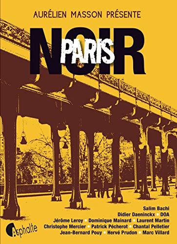 Paris noir: Collectif