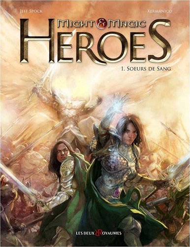 9782918771050: Might & Magic Heroes, Tome 1 : Soeurs de sang