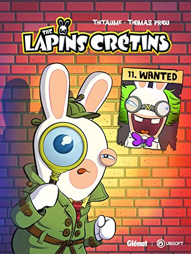 9782918771678: The Lapins Crétins - Tome 11: Wanted