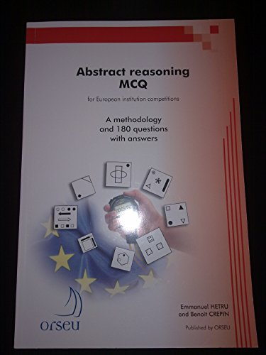 9782918796046: Abstract Reasoning MCQ
