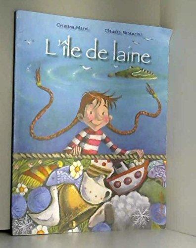 9782918803034: L'Ile de Laine