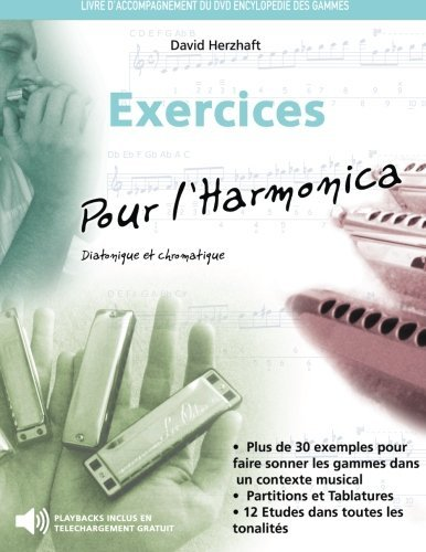 9782918830054: Exercices pour l'Harmonica (French Edition)