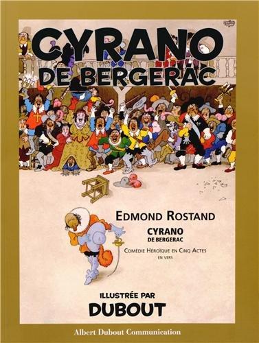 9782918852094: Cyrano de Bergerac d'Edmond Rostand : Comédie héroïque en cinq actes