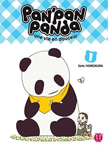 9782918857358: Pan'Pan Panda, une vie en douceur T01 (Kodomo)
