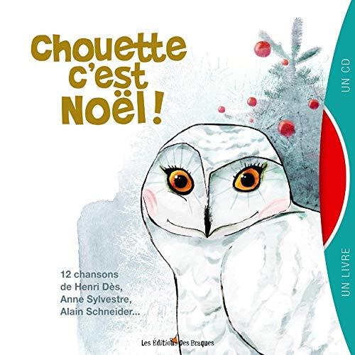 9782918911548: Chouette c'est noel ! 12 chansons livre + cd