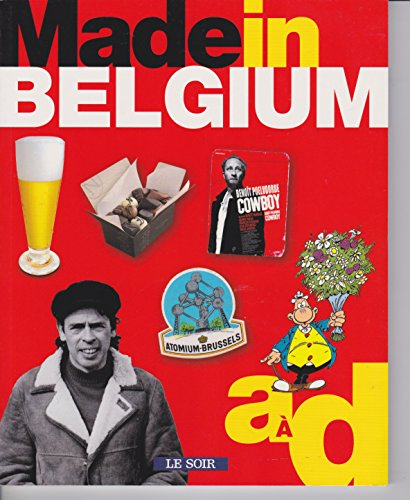 9782918978503: MADE IN BELGIUM TOME 5