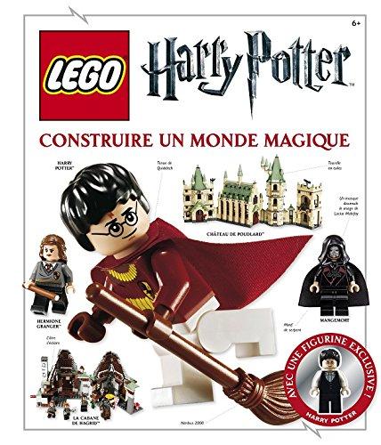 9782918978633: Lego Harry Potter, l'encyclopédie : Construire un monde magique