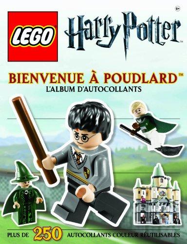9782918978671: Bienvenue � Poudlard : L'album d'autocollants Lego - Harry Potter