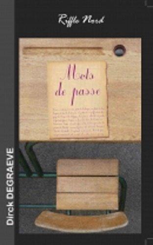 9782919059072: Mots de Passe