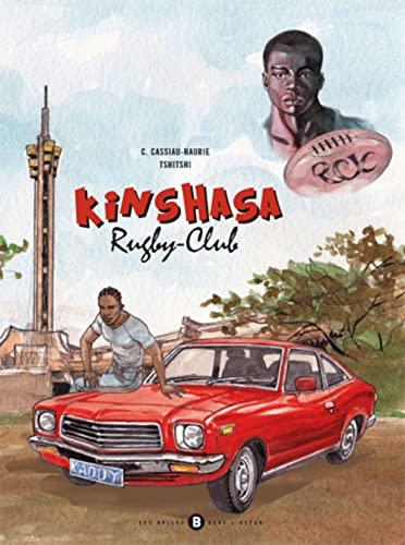 KINSHASA RUGBY CLUB.: CASSIAU-HAURIE/TSHIT