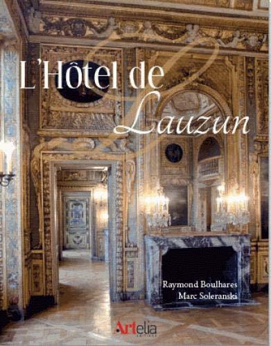 9782919096022: L'hôtel de Lauzun