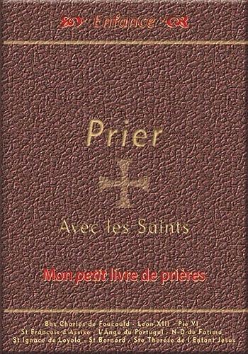 9782919158096: Dix Prières avec les Saints