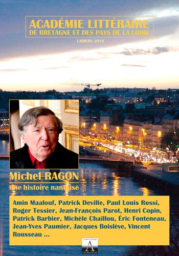 9782919339310: REVUE ACADEMIE LITTERAIRE BRETAGNE PAYS LOIRE: M. RAGON