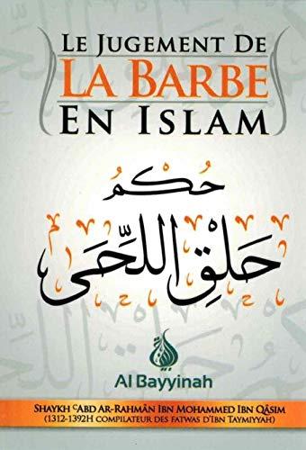 9782919455614: Le jugement de la barbe en islam