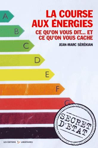 COURSE AUX ENERGIES CE QU ON VOUS DIT: JEAN MARC SEREKIAN