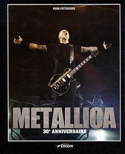 9782919583164: Metallica 30e anniversaire