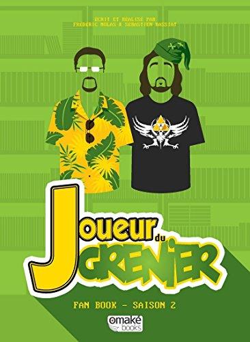 JOUEUR DU GRENIER - SAISON 2 DVD: MOLAS / RASSIAT
