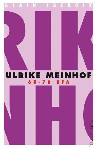 ULRIKE MEINHOH 68 76 RFA: LACROIX ALAIN