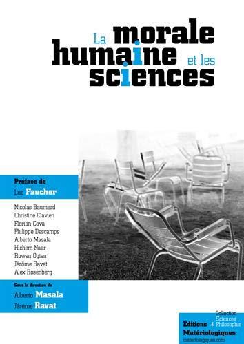 9782919694358: La morale humaine et les sciences