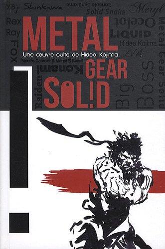 9782919719044: Métal Gear Solid. le Chef D4'Oeuvre de Hideo Kojima