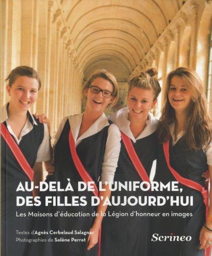 9782919755165: Au-delà de l'uniforme des filles d'aujourd'hui