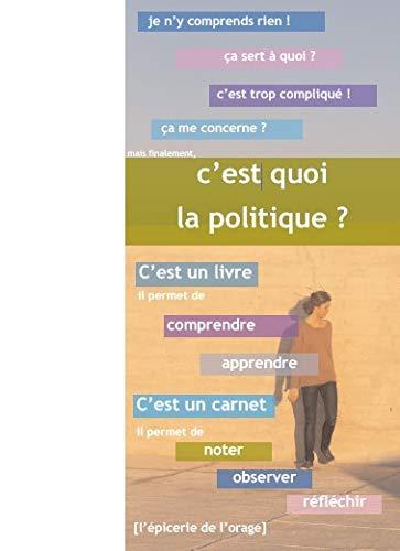 9782919757046: C'Est Quoi la Politique ?