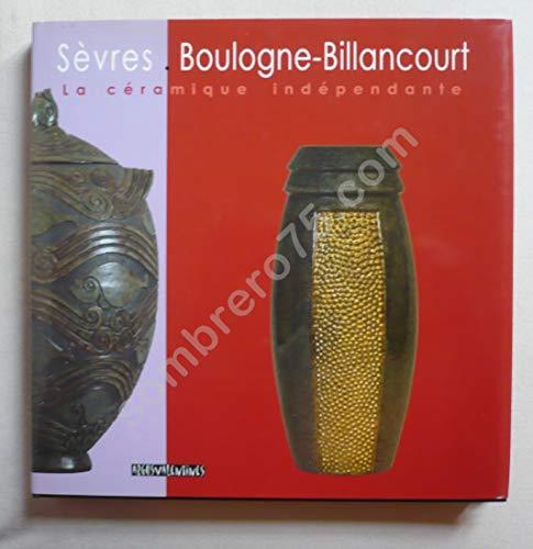 SEVRES . BOULOGNE-BILLANCOURT - La céramique indépendante: SLITINE ( Florence )