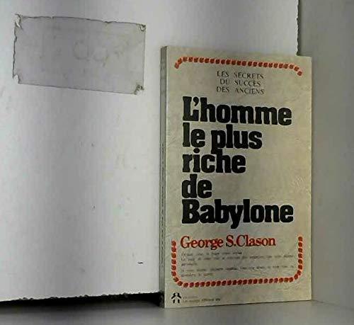 9782920000124: L'homme le plus riche de Babylone