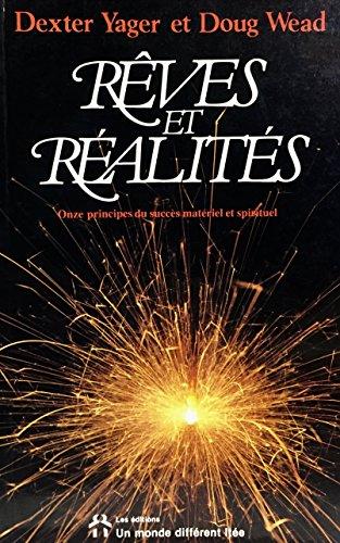 9782920000674: Reves et réalités (m.dif)