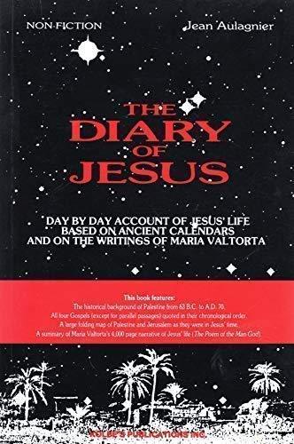 9782920285064: The Diary of Jesus