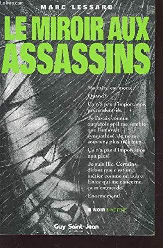 9782920340855: Le miroir aux assassins (Noir Mystère) (French Edition)