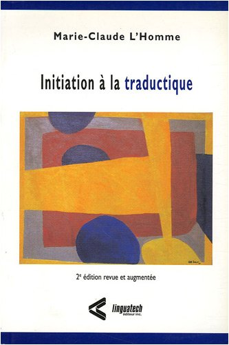 9782920342521: Initiation à la traductique
