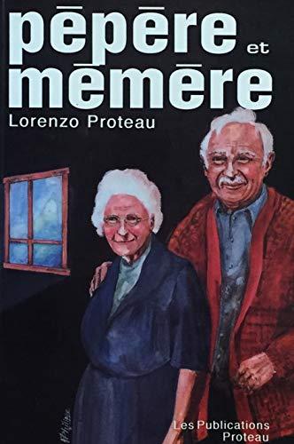 9782920369344: Pépère, mémère, pépé, mémé (French Edition)